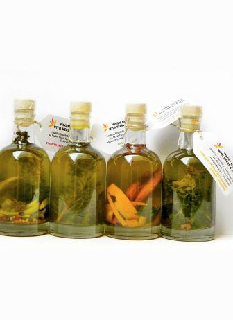 Melissa Farm - Huile d'Olive aux Herbes Aromatique, 500 ml