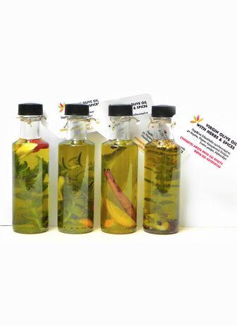 Melissa Farm - Huile d'Olive aux Herbes Aromatiques, 100 ml
