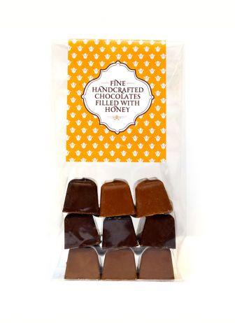Melissa Farm -  Chocolats fourrés au Miel, 9 ou 20 pièces