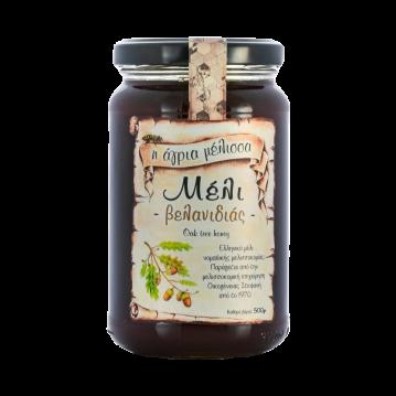 Agria Melissa - Miel de chêne, 500 gr
