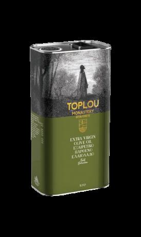 Bio-Sitia, Toplou Monastery - Huile d'olive extra vierge, 3 L