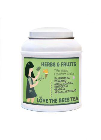 Melissa Farm - Tisane Herbes et Fruits, 40 gr
