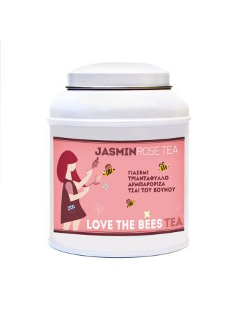 Melissa Farm - Tisane Jasmin Rose, 40 gr