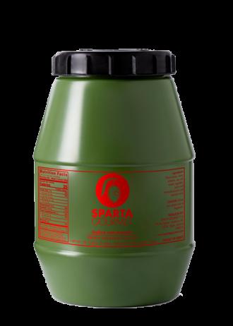Sparta Gourmet - Olives vertes farcies aux piments, 2kg
